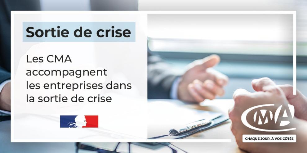 Visuel sortie de crise